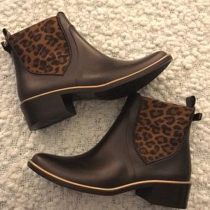 Kate Spade Rain Boots ♠️